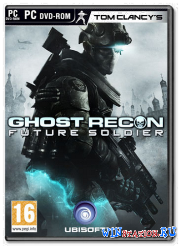 Скачать игру Tom Clancys Ghost Recon: Future Soldier