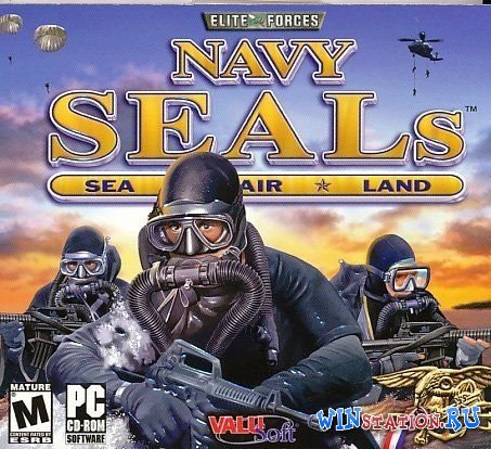 Скачать игру Elite Forces: Navy Seals - Sea, Air, Land
