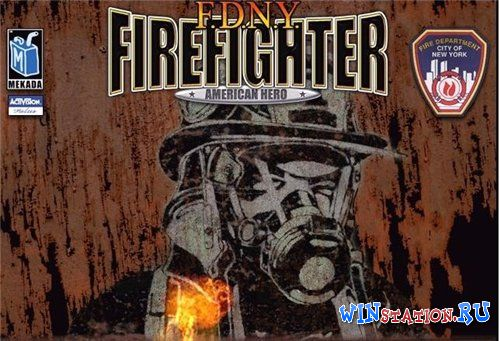 Скачать игру F.D.N.Y. Firefighter:  American Hero