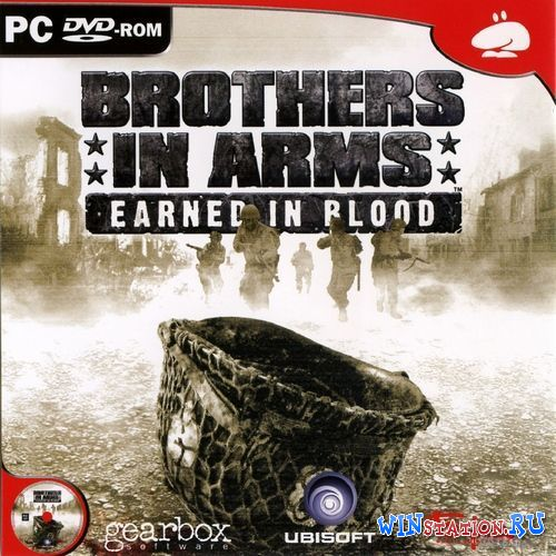Скачать игру Brothers In Arms: Earned In Blood