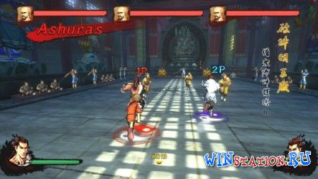 Скачать игру Kung Fu Strike The Warriors Rise