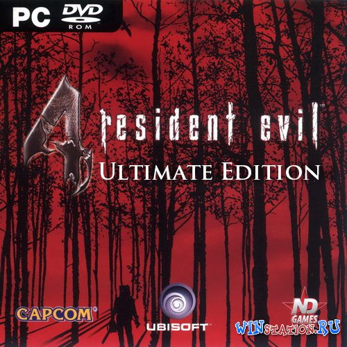 ������� ���� Resident Evil 4: Ultimate Edition / ������� ��� 4