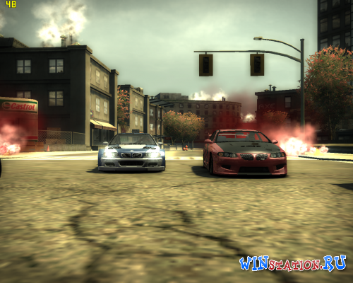 Скачать игру Need for Speed: Most Wanted Black Edition [L]