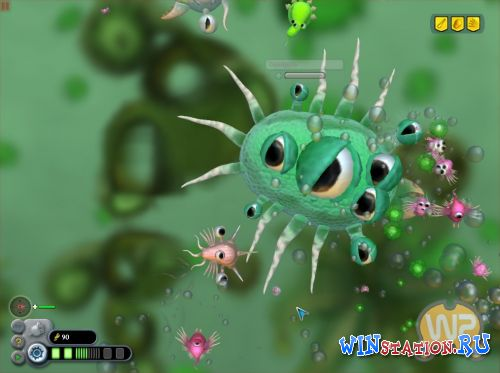 Скачать игру Spore: Complete Collection [3in1]