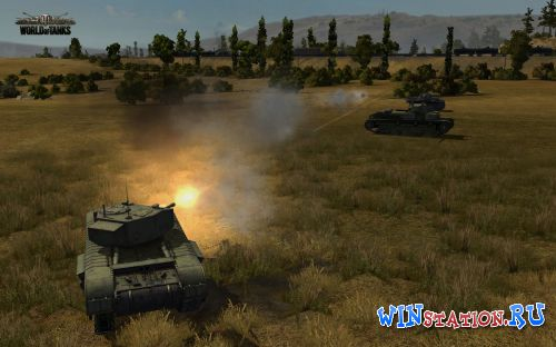 Скачать игру World of Tanks Portable