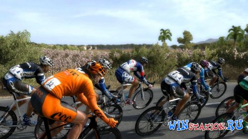 Скачать игру Pro Cycling Manager Tour De France 2012