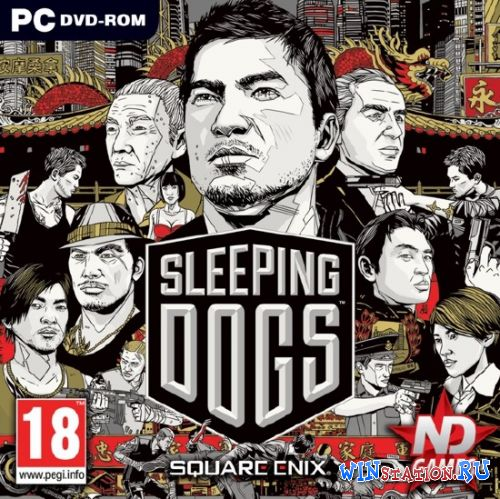 ������� ���� Sleeping Dogs (2012/RUS/ENG/Multi7)