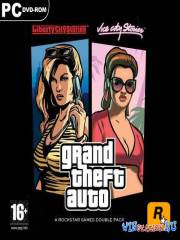 Grand Theft Auto: Liberty City Stories + Vice City Stories + Bonus