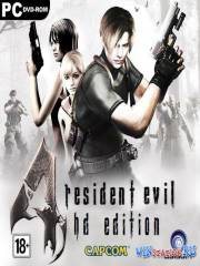 Resident Evil 4: HD Edition