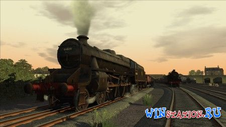 Скачать игру RailWorks 3 - Train Simulator 2012 (Rail Simulator Developments)