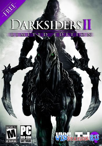 Скачать игру Darksiders 2: Death Lives - Limited Edition