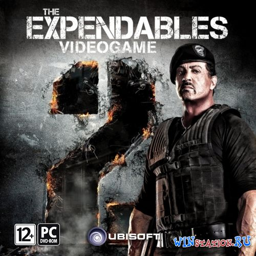 ������� ���� The Expendables 2: Videogame