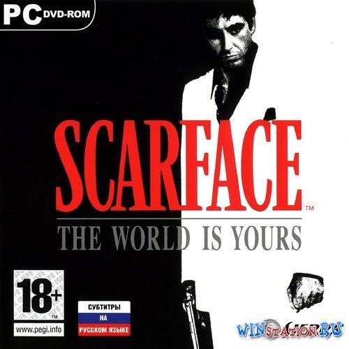 Скачать игру Scarface: The World Is Yours