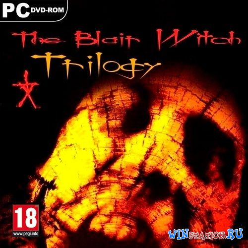������� ������ �� ���� - �������� / The Blair Witch - Trilogy ���������