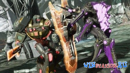������� Transformers: Fall of Cybertron-Full Unlocked ���������