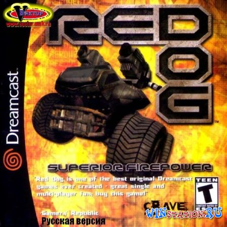 —качать игру Red Dog: Superior Firepower