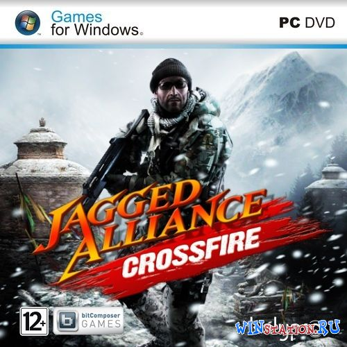 Скачать игру Jagged Alliance: Crossfire