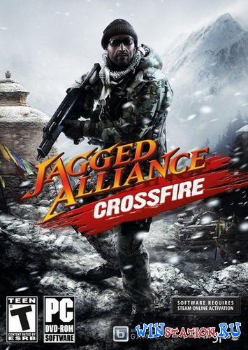 ������� ���� Jagged Alliance: Crossfire