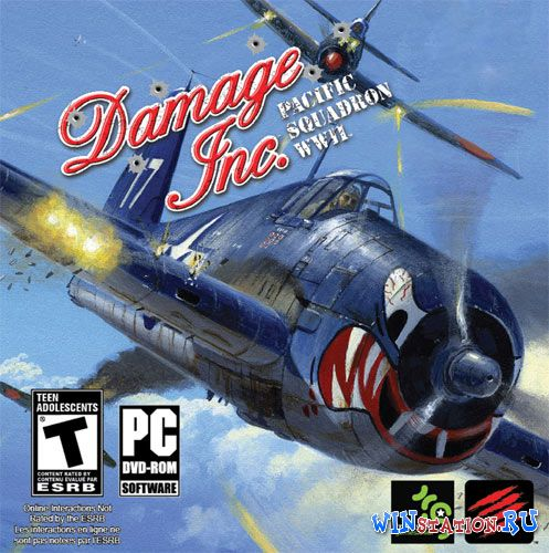 ������� ���� Damage Inc. Pacific Squadron WWII