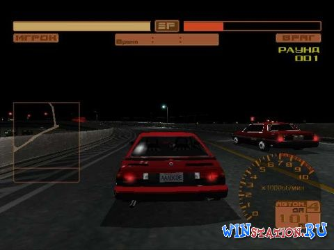 ������� ���� Tokyo Xtreme Racer 2