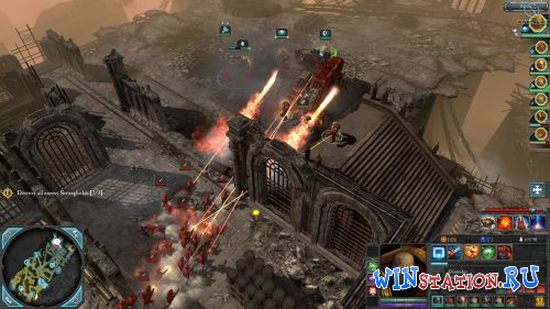 ������� ���� Warhammer 40.000: Dawn of War II: Retribution