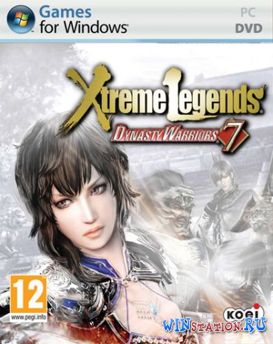 Скачать игру Dynasty Warriors 7 Xtreme Legends (2012/ENG)