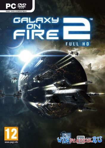 Скачать игру Galaxy On Fire 2 HD (2012/RUS/ENG/MULTI11/Steam-Rip by Fanfar)