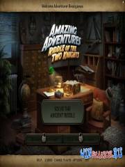 Amazing Adventures 5 Riddle of the Two Knights