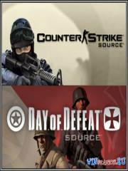 Counter-Strike: Source v1.0.0.73 + Day of Defeat Source v1.0.0.42 (No-Steam ...