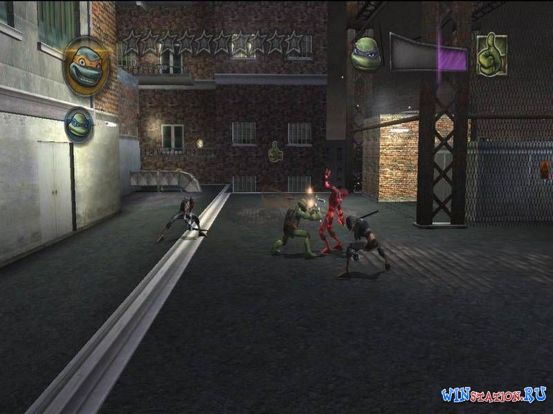 Free download game ninja turtles