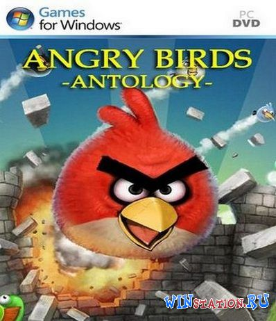������� ���� ����� ����� ��������� / Angry Birds 6 � 1