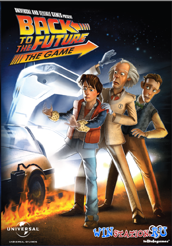 Скачать игру Back To The Future : The Game