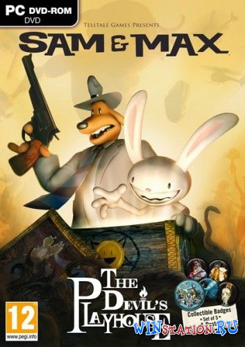 Скачать игру Sam & Max: The Devil's Playhouse