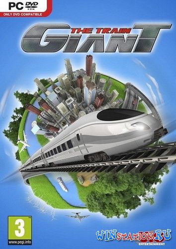 Скачать игру The Train Giant / A-Train 9: Extended Edition