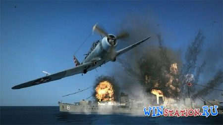 Скачать игру Damage Inc.: Pacific Squadron WWII