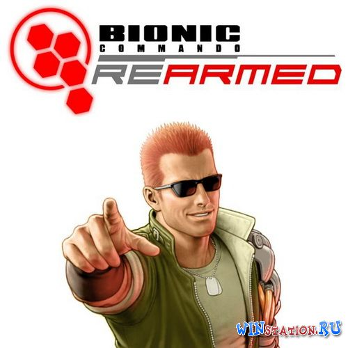 Скачать игру Bionic Commando Rearmed