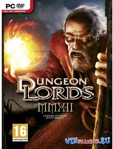 Скачать игру Dungeon Lords MMXII (Nordic Games)