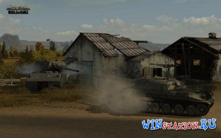 ������� ���� ��� ������ / World of Tanks (0.8.0)