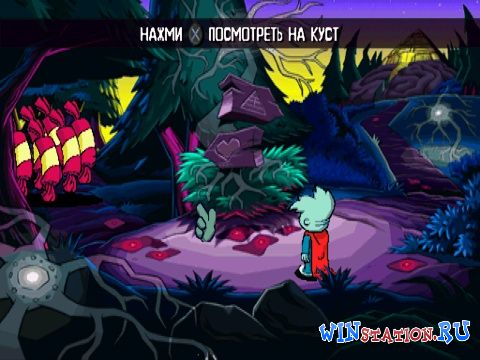 Скачать игру Pajama Sam 3: You are What you Eat from Your Head to Your Feet