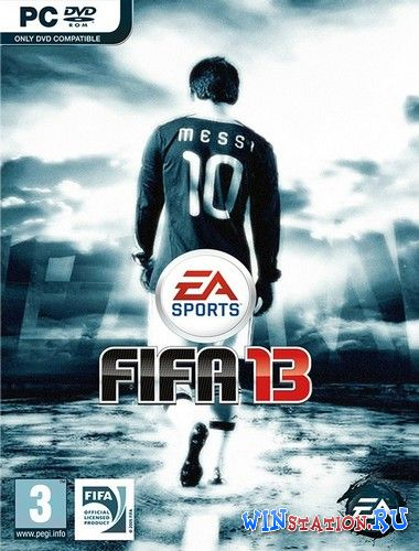 Скачать игру FIFA 13 (EA Canada) FULL UNLOCKED MULTI 12+ DLC