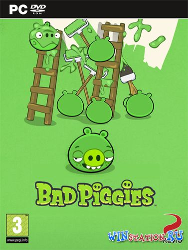 ������� Bad Piggies ���������
