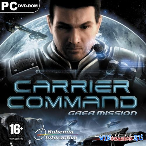 Скачать игру Carrier Command: Gaea Mission *v.1.3*