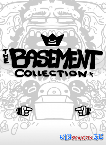 Скачать игру The Basement Collection