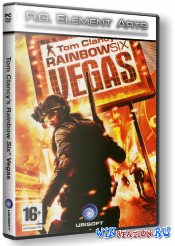 Скачать игру Tom Clancy's Rainbow Six: Vegas