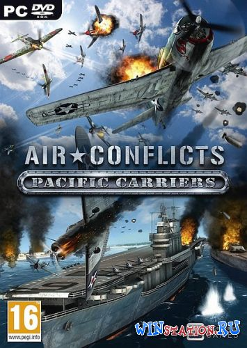 ������� ���� Air Conflicts: Pacific Carriers. ��� ������ ������