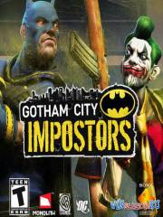 Gotham City Impostors Free To Play