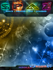 Space Pirates and Zombies (SPAZ)