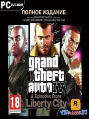 GTA 4 / Grand Theft Auto IV - Complete