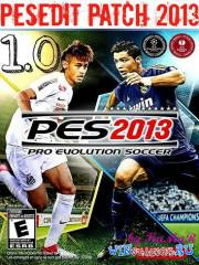 Pro Evolution Soccer 2013 Patch 1.0