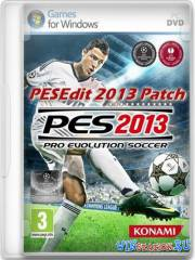PESEdit.com 2013 Patch 1.1 (Pro Evolution Soccer 2013)